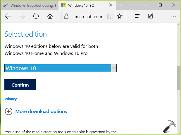 Download Latest Windows 10 ISO Files For Clean Install
