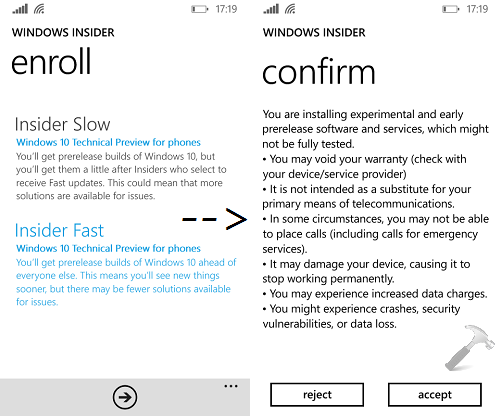 Download Windows 10 Technical Preview Build 10051 For Phones