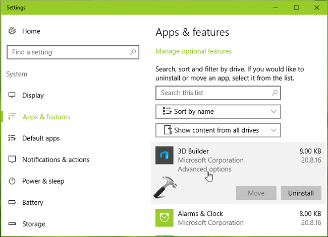 [FAQ] How To Reset Apps In Windows 10?