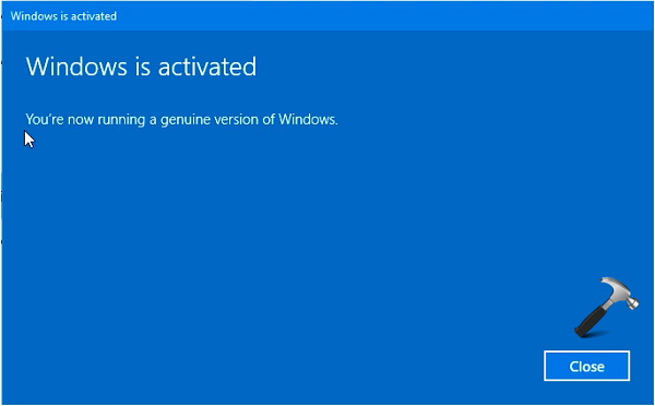 [FIX] Activation Failed Because This Device Doesn't Have A Valid Digital Entitlement Or Product Key. Error Code: 0x803F7001