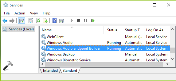how to go to audio enhancements in windows 10