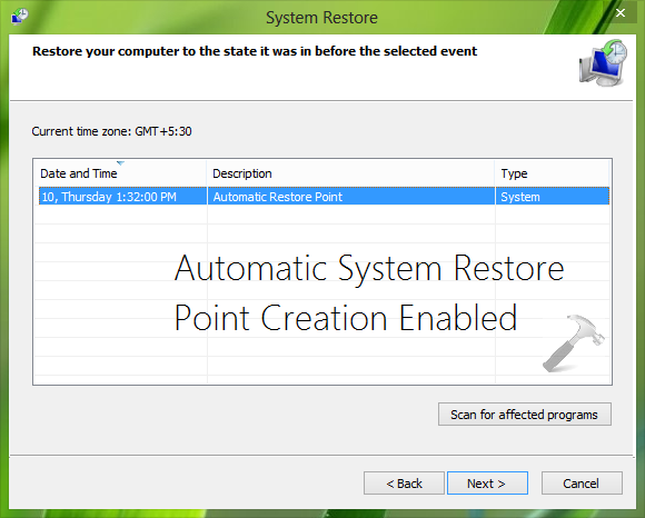 how to fix windows 10 automatic southdowns