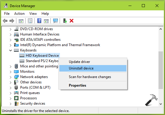 Dell Hid Keyboard Device Driver Download - Best Pictures Of Dell