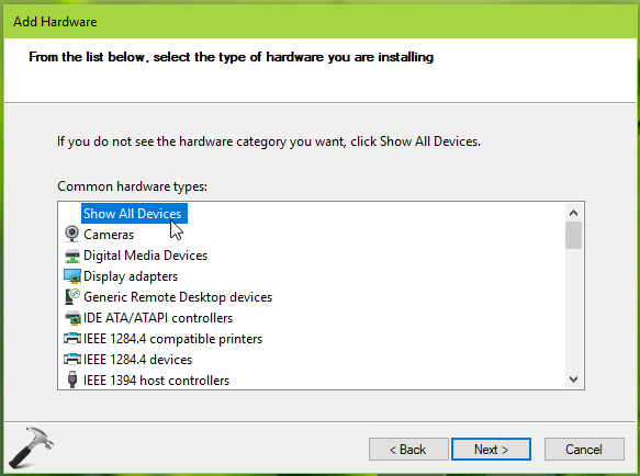 FIX Bluetooth Missing In Device Manager For Windows 10