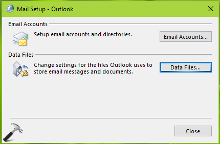 FIX Cannot Start Microsoft Outlook. Cannot Open The Outlook Window. The Set Of Folders Cannot Be Opened