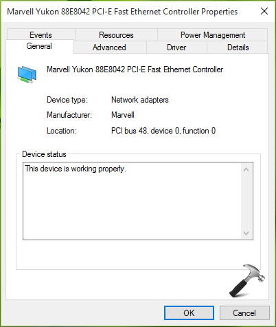 FIX Currently, This Hardware Device Is Not Connected To The Computer (Code 45) In Windows 10