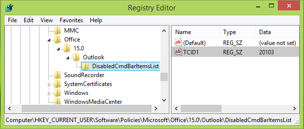 FIX Delegate Access Option Is Missing In Outlook 2013