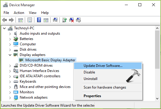 Display Driver Stops Working Windows 10