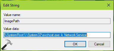 FIX Error 1290 The Service Start Failed Since One Or More Services In The Same Process Have An Incompatible Service SID Type Setting In Windows 10
