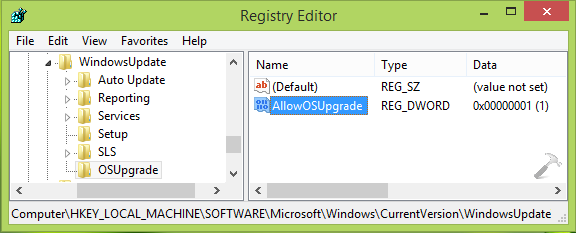 FIX Error 80240020 While Installing Windows 10