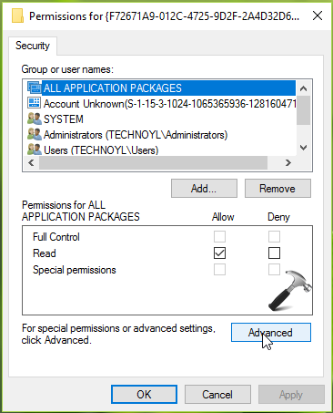FIX Event 10016 Error, The Application-Specific Permission Settings Do Not Grant Local Activation Permission In Windows 10