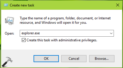 FIX File Explorer Won't Open In Windows 10