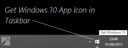 Get Windows 10 App Icon Missing From Taskbar
