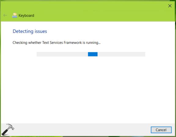 FIX Keyboard Not Working In Windows 10