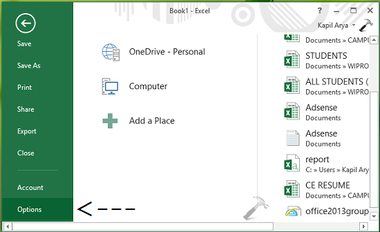 Microsoft Excel Cannot Save Any More Documents Because There Is Not Enough Available Memory Or Disk Space