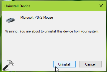 FIX Mouse Not Working In Windows 10 After Update