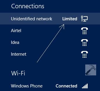 แก้ปัญหา Wireless Limited และปัญหาที่ทำให้ใช้งาน Internet, LAN, Wifi ไม่ได้บน Windows Vista, 7 , 8, 8.1 [ทดสอบแล้ว]