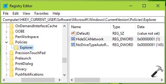 FIX Network Icon Missing From Windows 10 Taskbar
