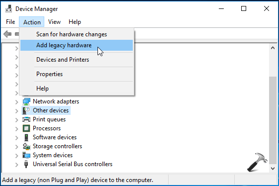 FIX No Audio Output Device Is Installed For Windows 10