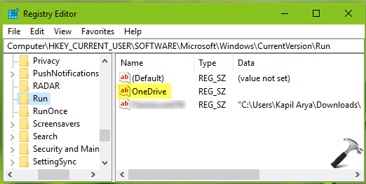 FIX] OneDrive Not Starting Automatically With Windows 10