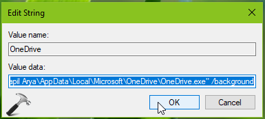 FIX OneDrive Not Starting Automatically With Windows 10