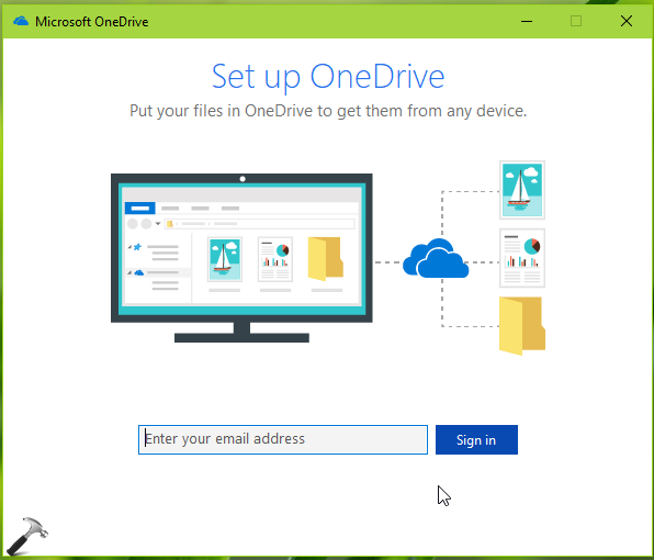 How To Change OneDrive Folder Location In Windows 10