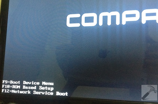 FIX Reboot And Select Proper Boot Device Screen