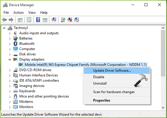 FIX PAGE FAULT IN NON PAGED AREA BSOD In Windows 10
