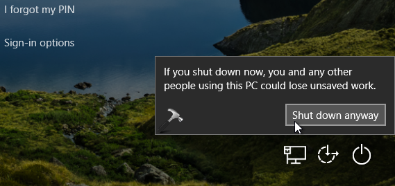 FIX Someone Else Is Still Using This PC In Windows 10