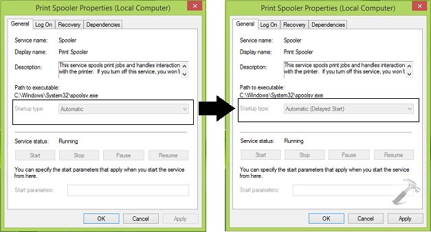 FIX] Startup Type Options Greyed Out For Services In Windows