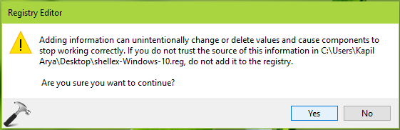 FIX The Properties For This Item Are Not Available In Windows 10
