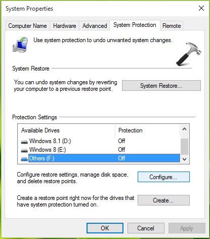 [FIX] The Specified Backup Storage Location Has The Shadow Copy Storage On Another Volume (0x80780038) In Windows 10