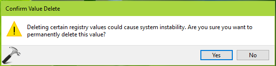 FIX The System Administrator Has Set Policies To Prevent This Installation In Windows 10