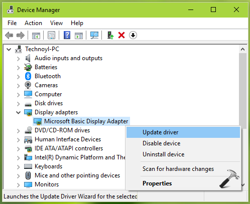 FIX] Unable To Change Screen Resolution In Windows 10