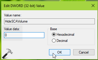 FIX Volume Icon Missing From Windows 10 Taskbar