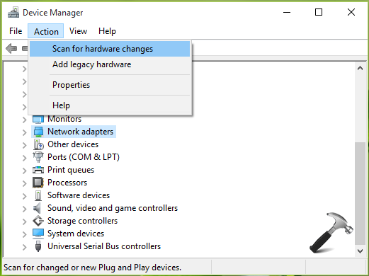 FIX Problem With Wireless Adapter Or Access Point In Windows 10