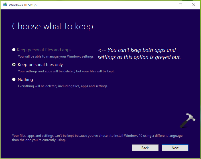 FIX Windows 10 Anniversary Update Failed To Install