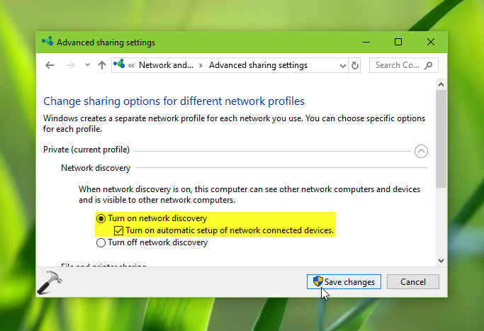 FIX: Windows 10 File Explorer Not Showing Network Computers