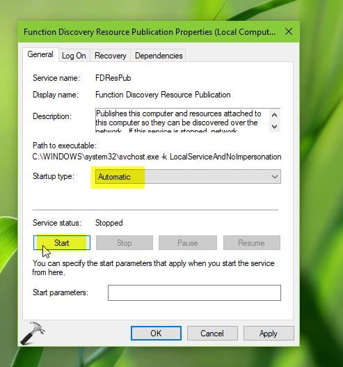 FIX Windows 10 File Explorer Not Showing Network Computers