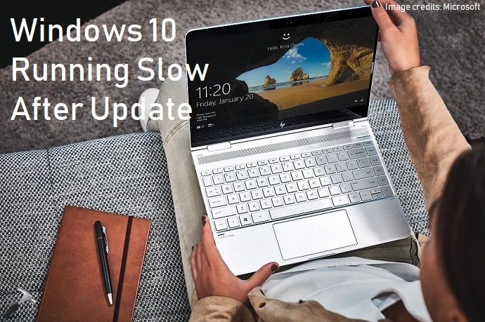 FIX Windows 10 Running Slow After Update
