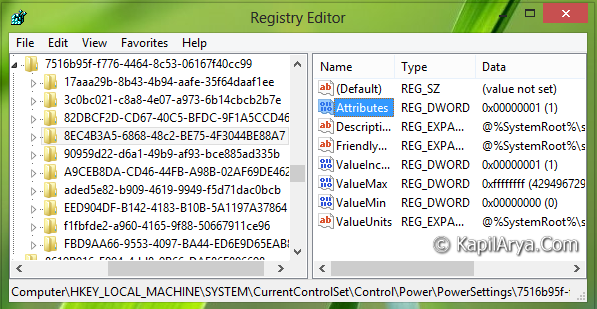 how to fix the registry in windows 8