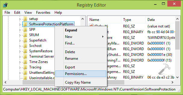 FIX] Windows Could Not Start The Software Protection Service On