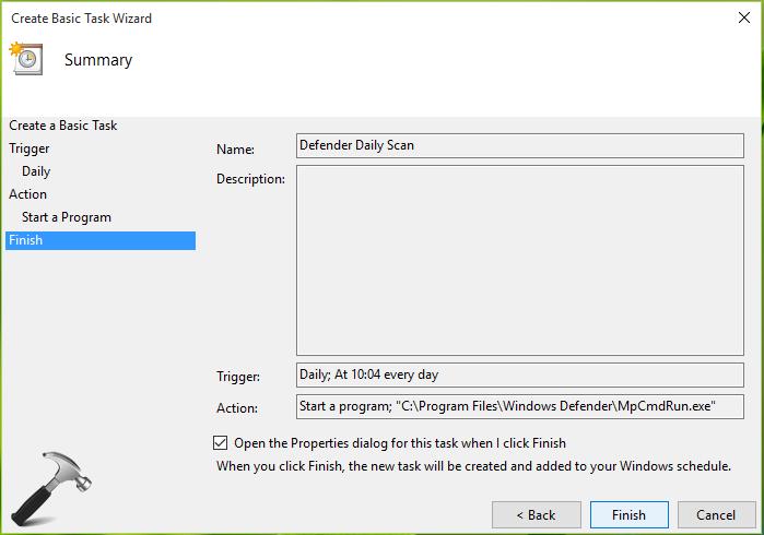 FIX - Windows Defender Needs To Scan Your Computer