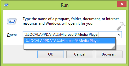 [FIX] Windows Media Player Encountered A Problem While Creating Or Saving The Playlist