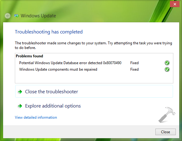 Fix windows store keep pending downloads in windows 8 1