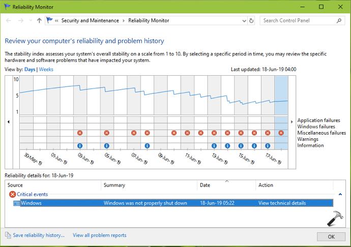 FIX Windows Was Not Properly Shut Down