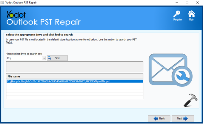 How To Fix Damaged PST File Profile In Outlook