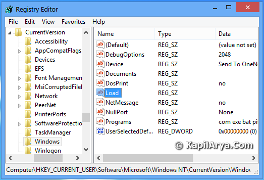 Exe files are not opening in windows 8 does