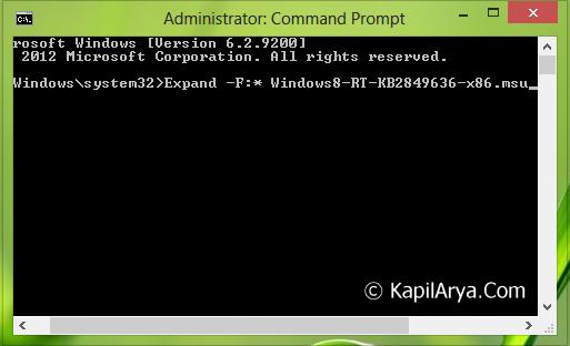 Fix Windows 8 1 Installation 1