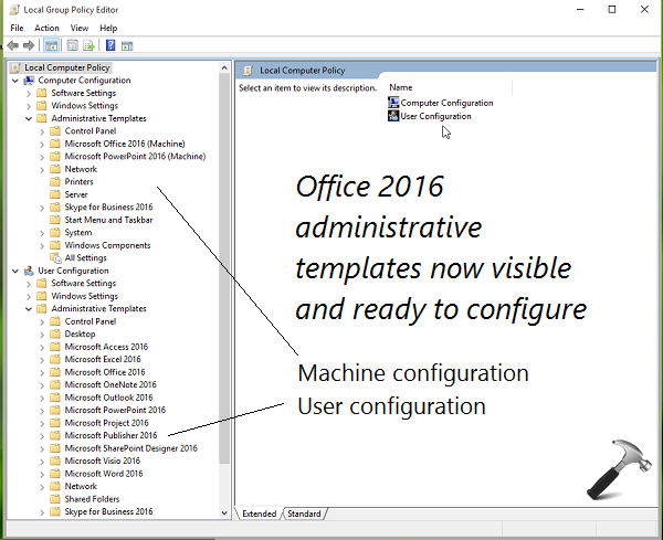Office Templates Location. how to change default file save ...